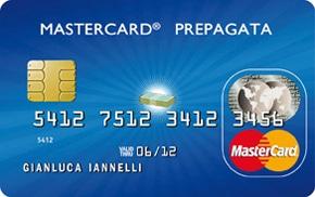 Carta prepagata Mastercard
