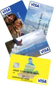 Carte ricaricabili Visa Electron